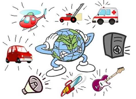 Main Types of Pollution Effects and Causes of Pollution